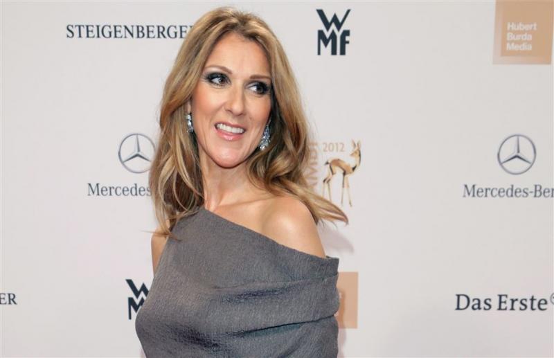Céline Dion getuige van huwelijksaanzoek