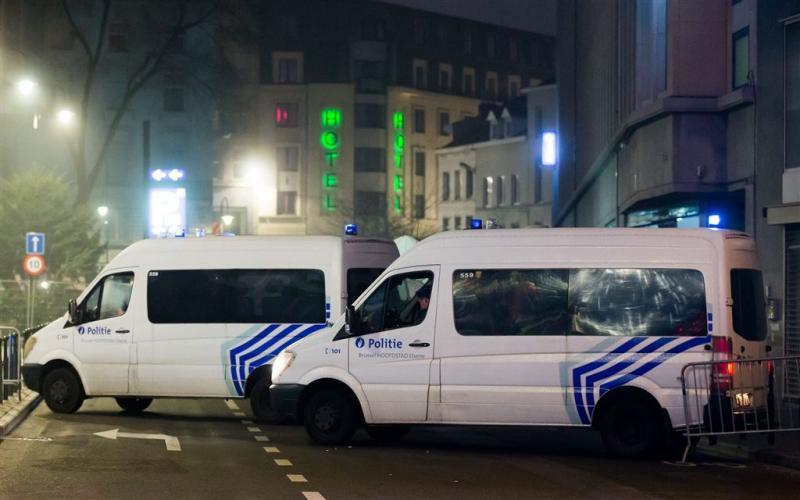 Huiszoekingen Brussel in terrorismeonderzoek