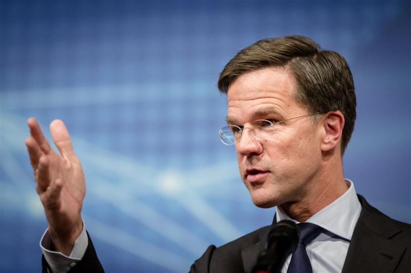 Rutte: tweet Wilders 'totaal smakeloos' (Foto: ANP)