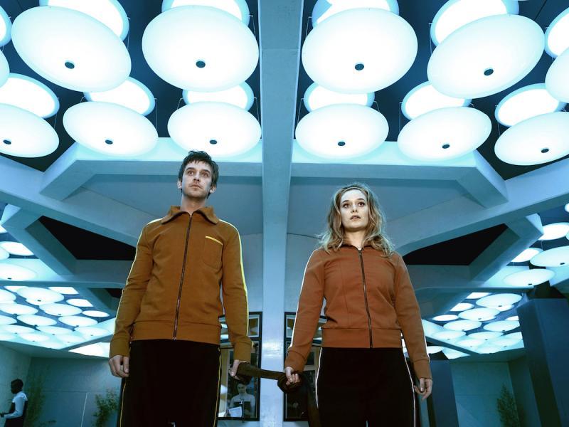 Legion: Dan Stevens en Rachel Keller
