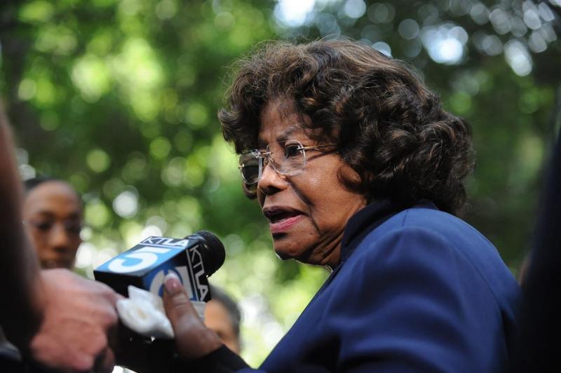 Katherine Jackson wil contactverbod voor neef