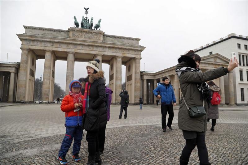 Duitsland blijft populair bij toeristen