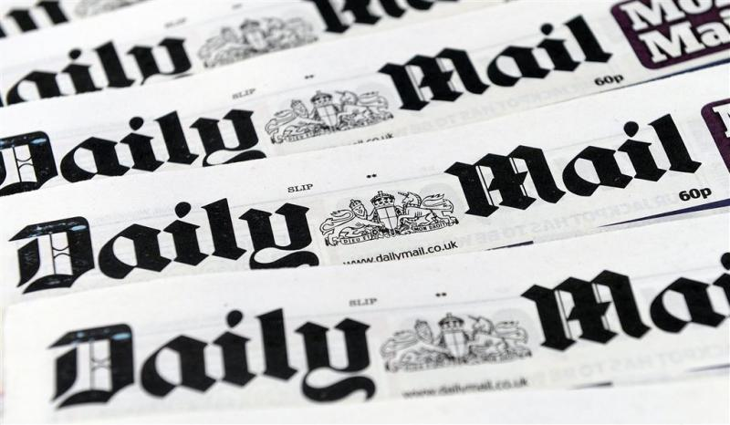 Wikipedia verbiedt Daily Mail als bron