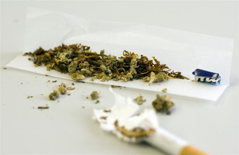 België treedt op tegen marihuana-app