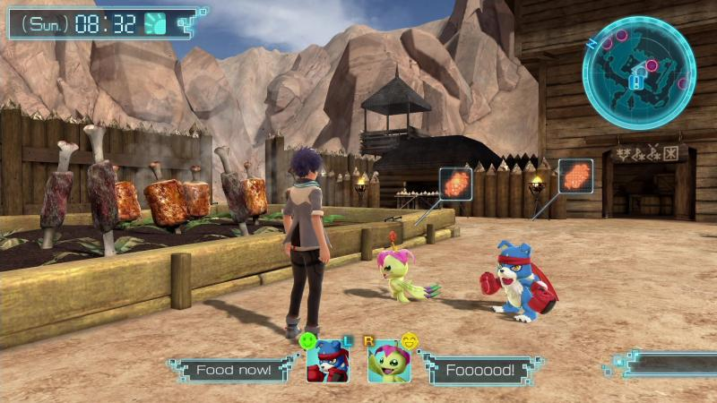 Digimon World: Next Order - hunger (Foto: Bandai Namco)