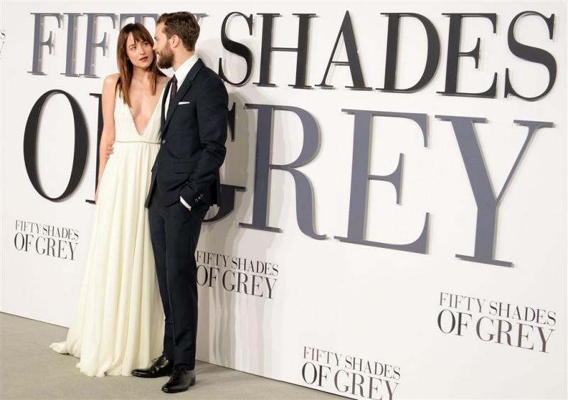 110.000 vrouwen zien Fifty Shades Darker