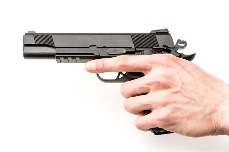 Tieners gepakt voor overval met vuurwapen