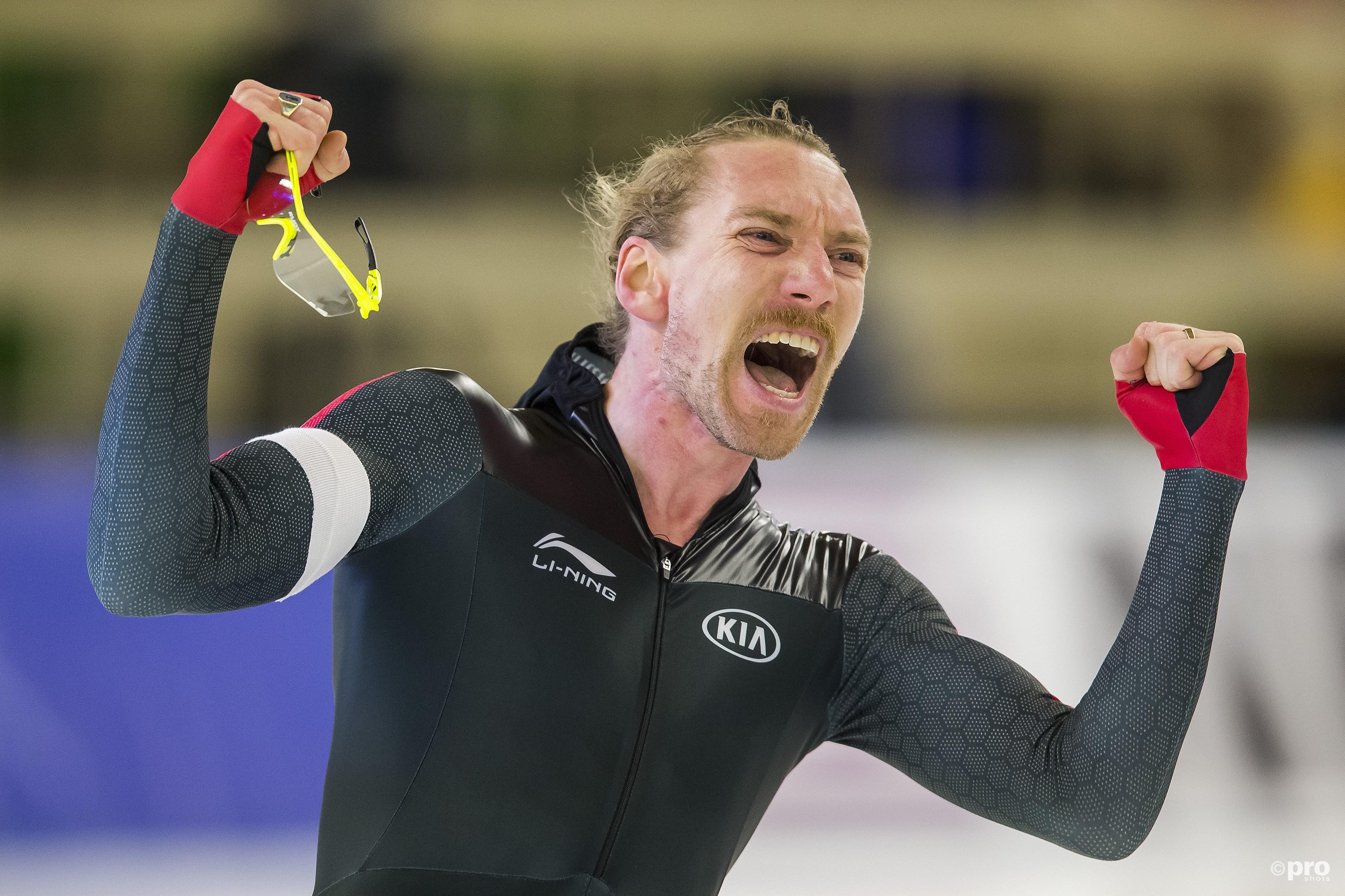Ted-Jan Bloemen zou namens Canada wel eens voor de eerste niet-Nederlandse tienkilometertitel ooit kunnen zorgen (Pro Shots/Erik Pasman)