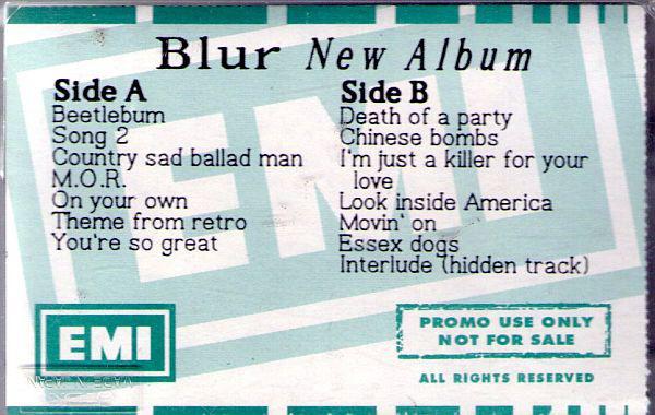 Blur - Blur 5