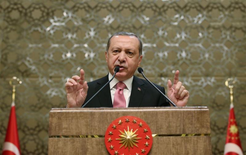 Erdogan paait kiezers met doodstraf (Foto: ANP)