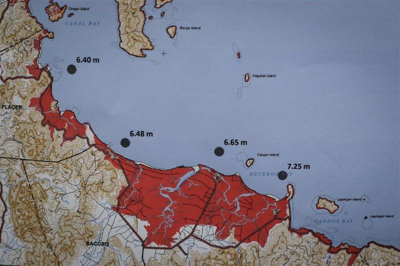 Doden en gewonden door aardbeving Filipijnen
