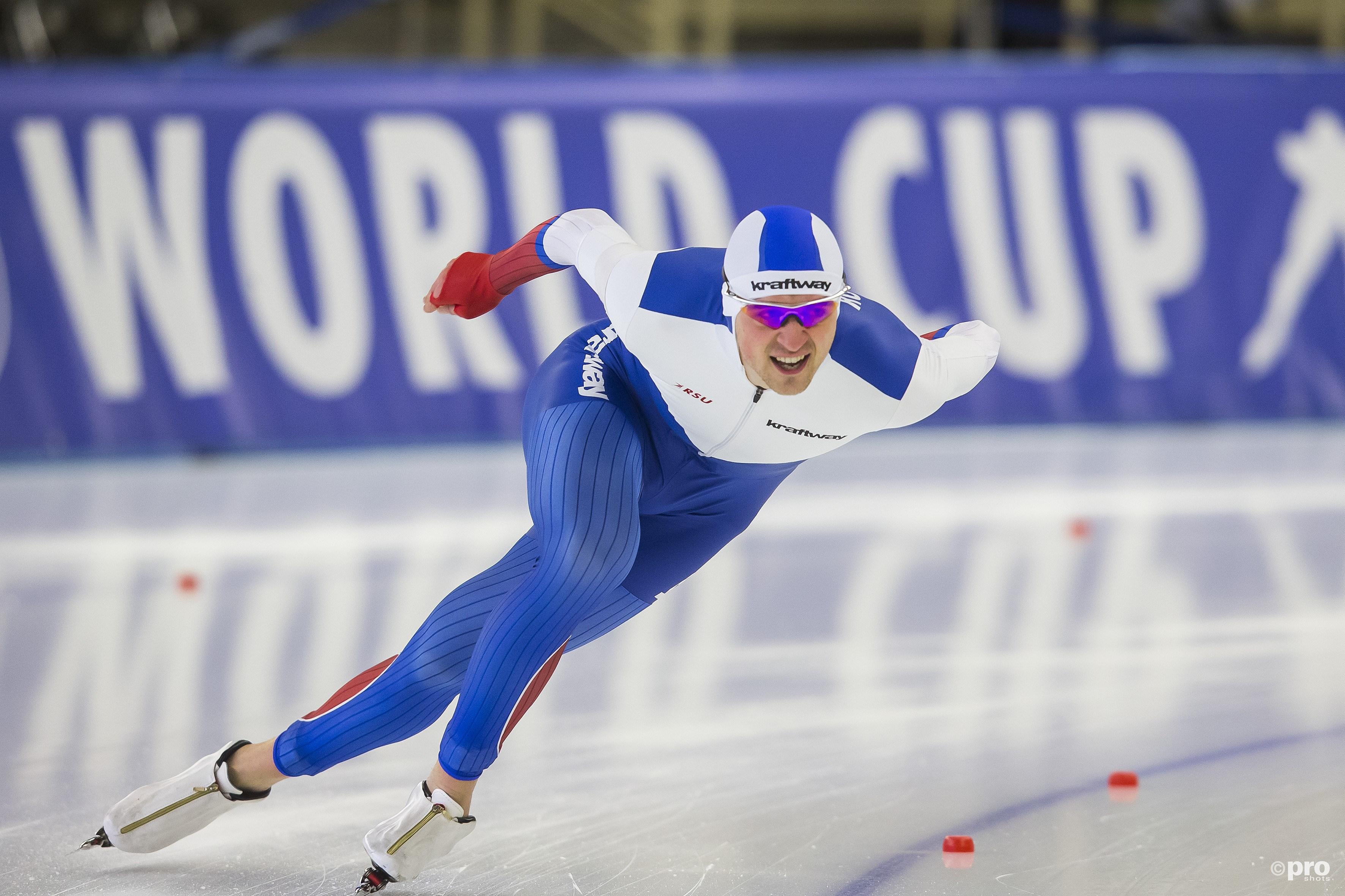 Denis Yuskov zal een stevig duel met Kjeld Nuis uit moeten vechten (Pro Shots/Erik Pasman)