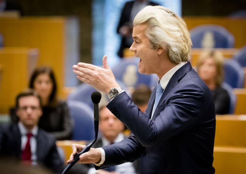 Wilders gelooft 'uitsluiters' niet