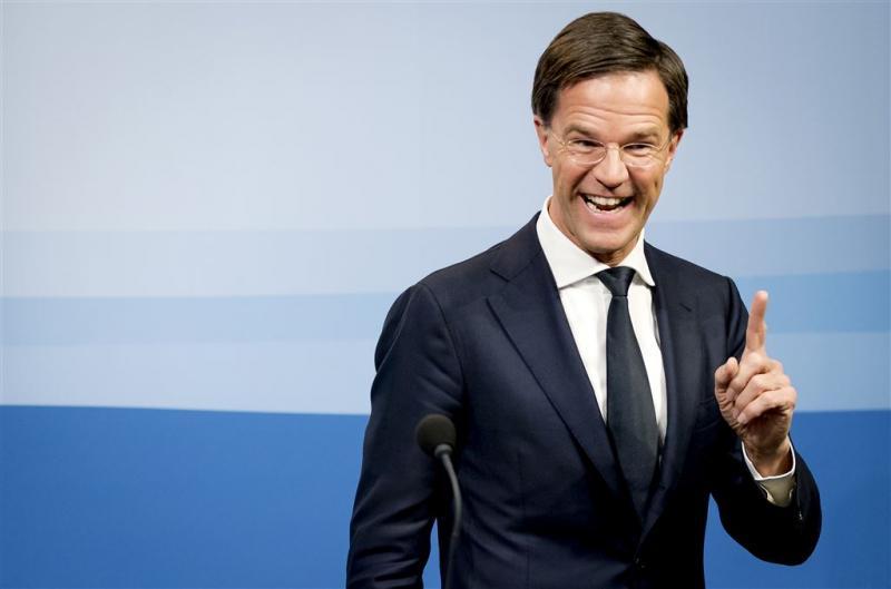Rutte reanimeert Twitter voor weerwerk Wilders
