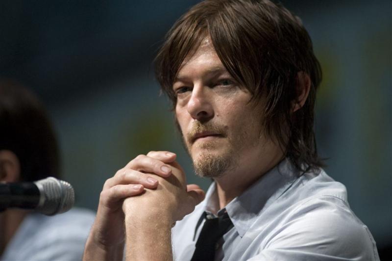 Walking Dead-ster krijgt lichaamsdelen cadeau