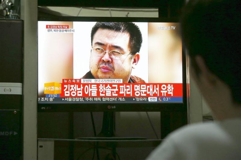 Arrestatie na moord halfbroer Kim