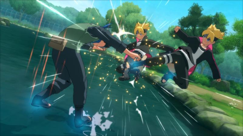 Naruto Shippuden: Ultimate Ninja Storm 4: Road to Boruto - Fighting (Foto: Bandai Namco)