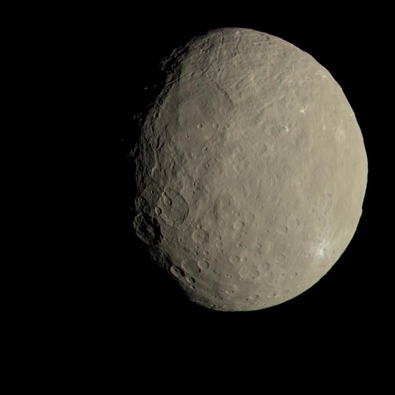 Ceres (Foto: Nasa)