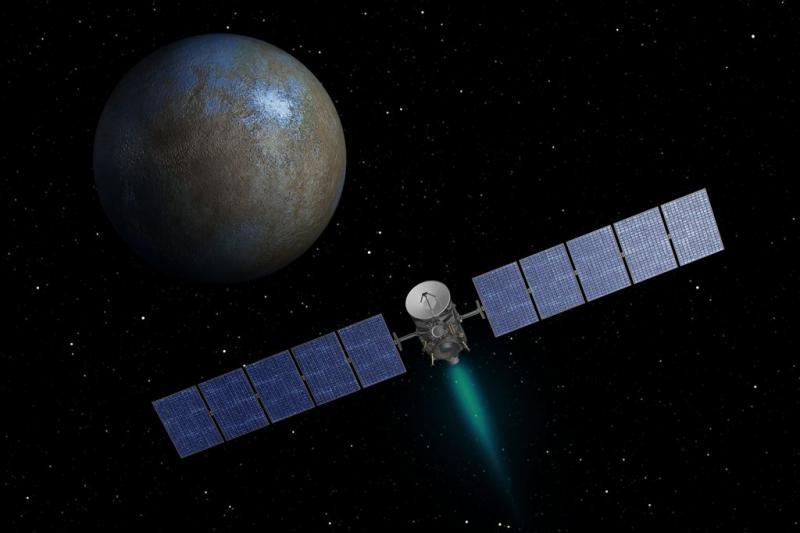 Koolstofverbindingen ontdekt op Ceres