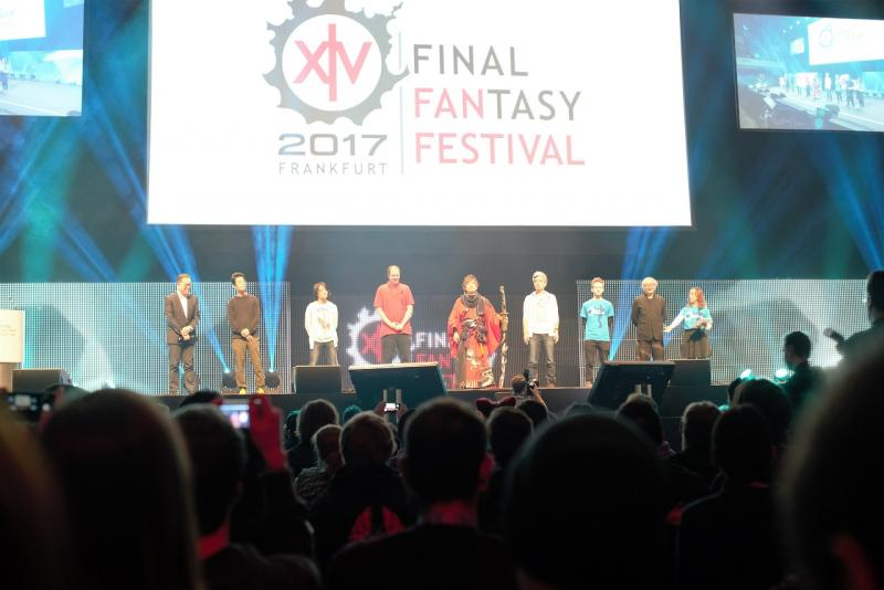 Final Fantasy XIV Fanfest 2017 - Frankfurt - Keynote (Foto: Pheno)