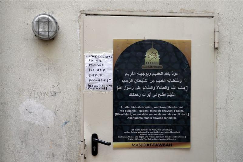 Moskee van aanslagpleger Berlijn gesloten