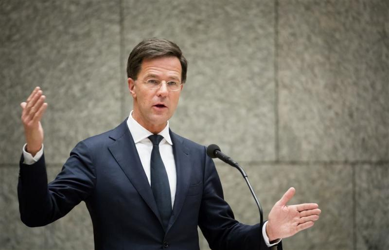 Rutte: kabinet neemt lek zeer serieus