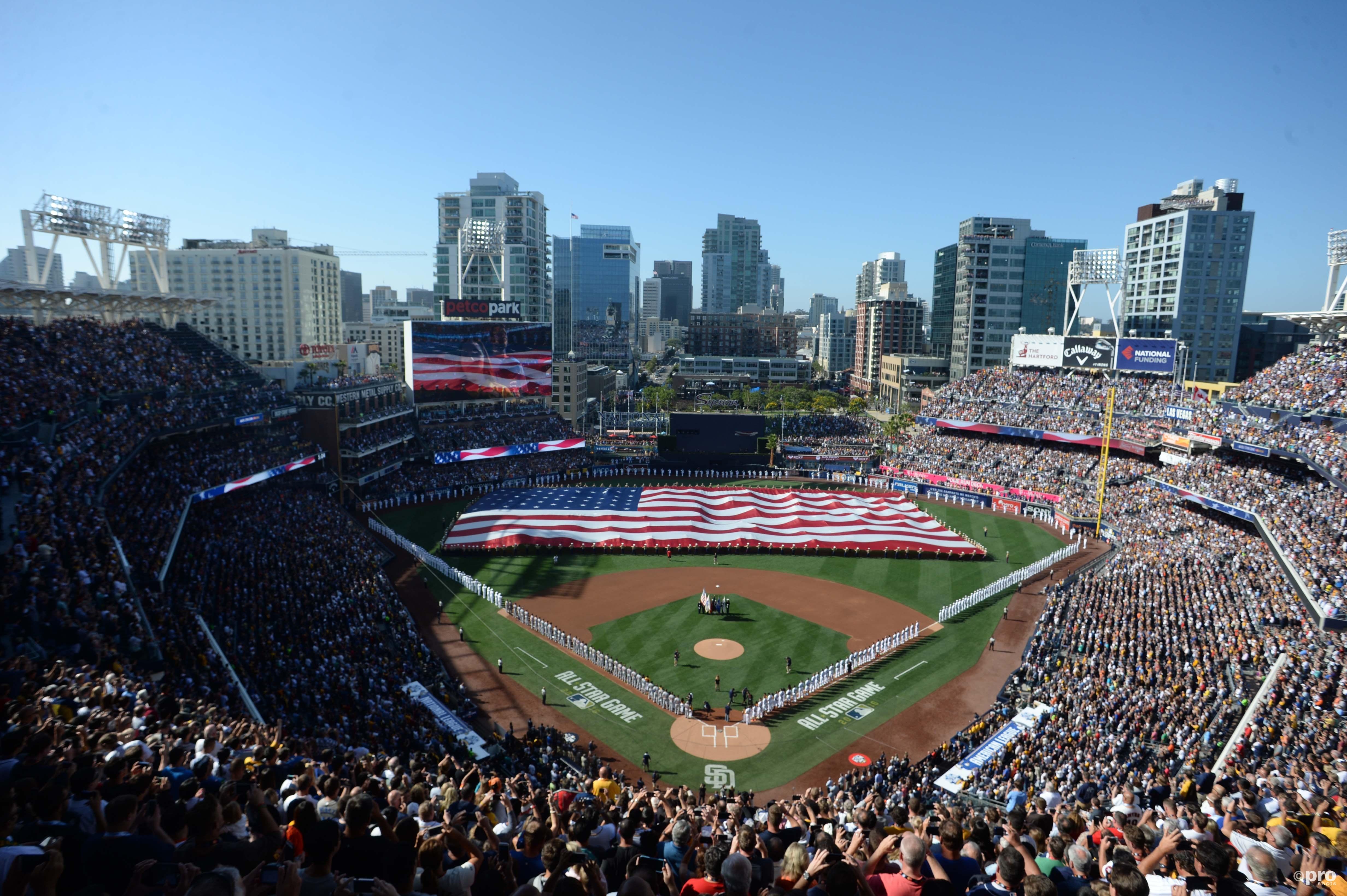 'Facebook wil MLB-wedstrijden streamen' (Pro Shots/Action Images)
