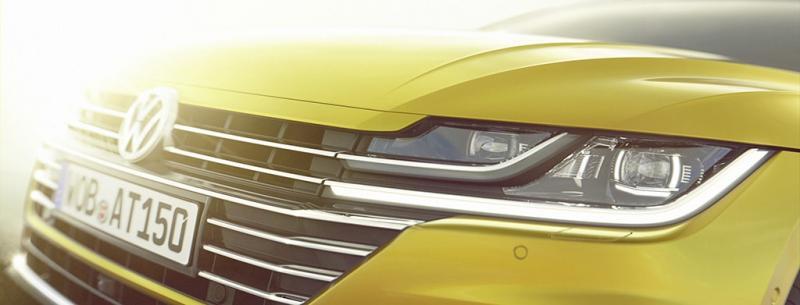 Volkswagen Arteon - Voorkant (Foto: Volkswagen)