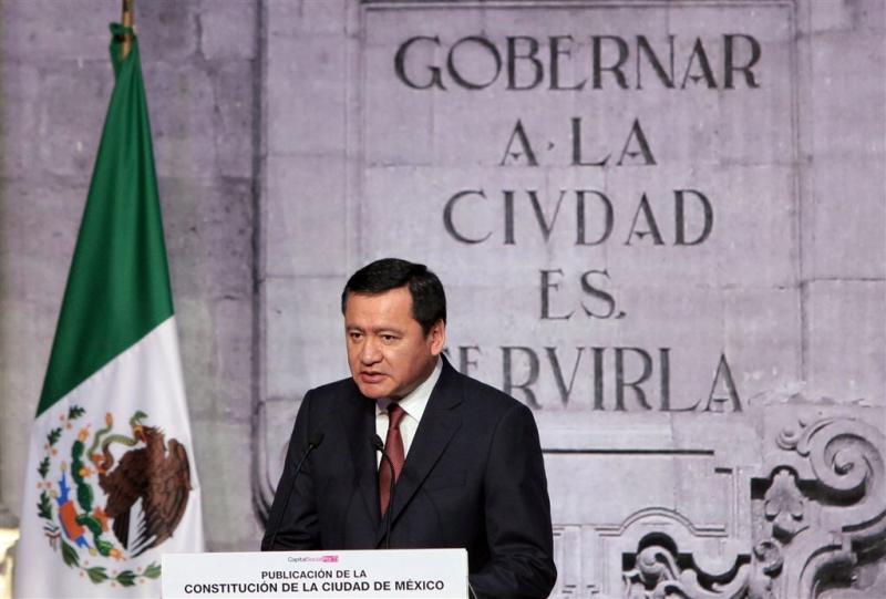 Mexico weigert Midden-Amerikanen uit VS