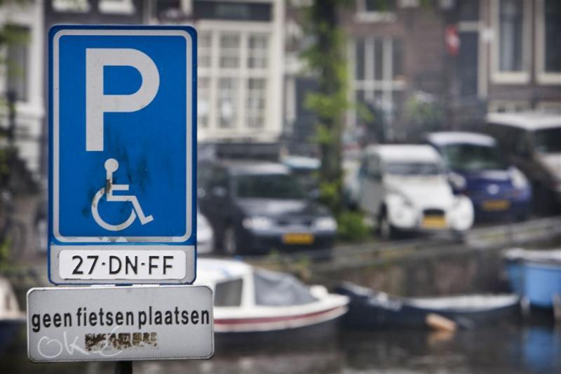 Parkeren gehandicapte: gratis tot 638,90 euro