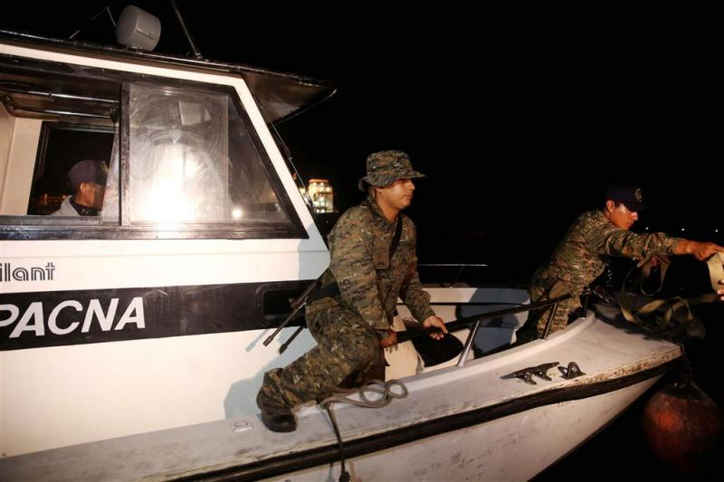 Guatemala wil bemanning abortusboot uitzetten