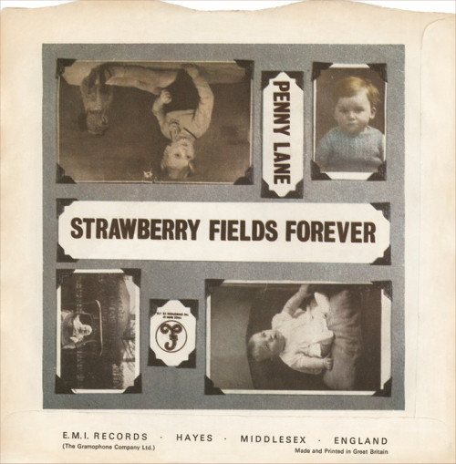 The Beatles - Strawberry Fields Forever 1