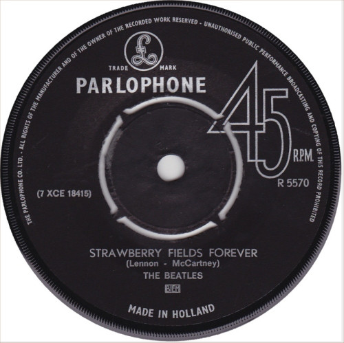 The Beatles - Strawberry Fields Forever a
