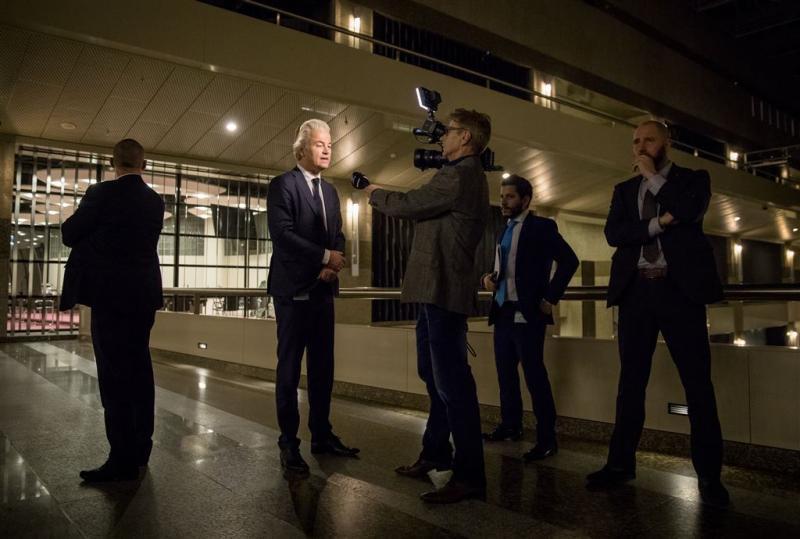 Wilders: onzin dat ik veilig ben