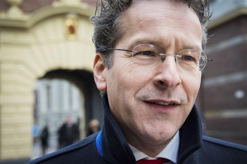 D66 wil Dijsselbloem behouden voor eurogroep