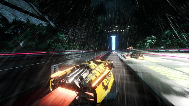 Fast RMX - screenshot regen