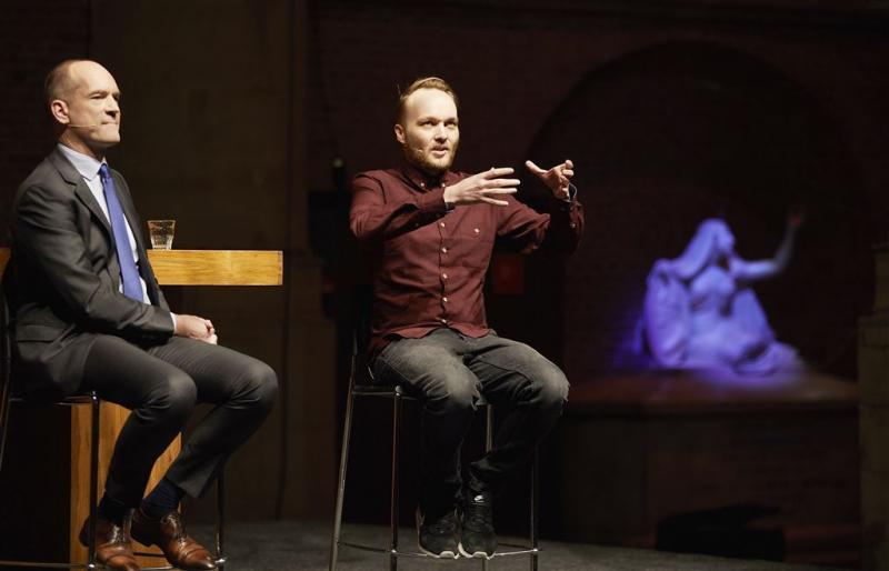 Segers botst met Lubach over geloof