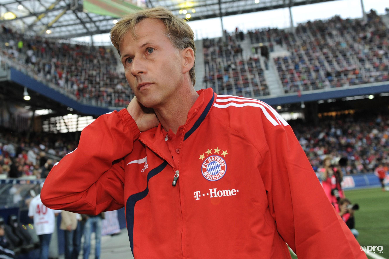 Uit het archief: Andries Jonker voorheen onder andere in dienst bij Bayern München. (PRO SHOTS/Team2)