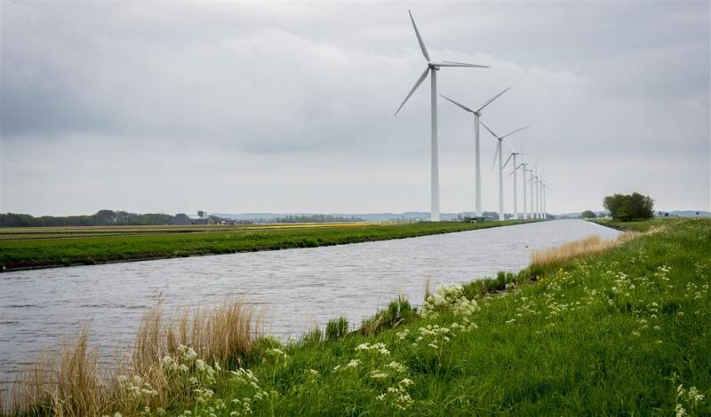 Productie groene stroom neemt verder toe