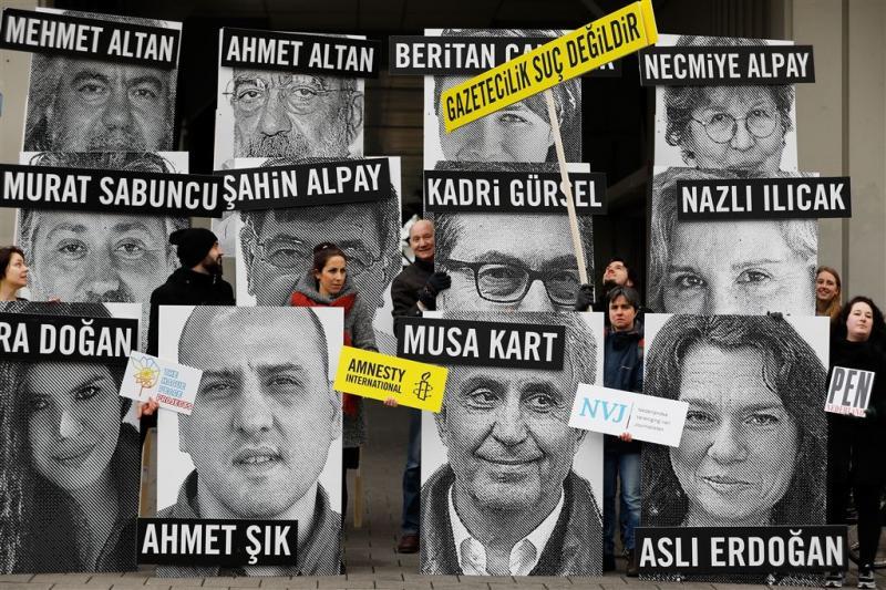Duizenden tekenen 'Turkse petitie' Amnesty