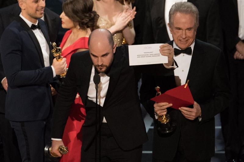 Oscarorganisatie biedt excuses aan