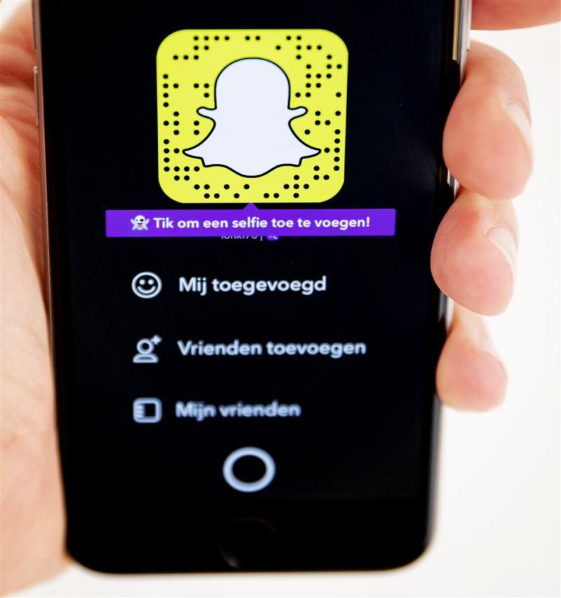 Solliciteren via Snapchat mogelijk