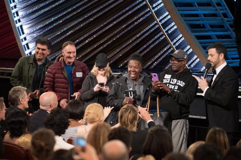 Toerist uit Oscarshow kwam net uit gevangenis