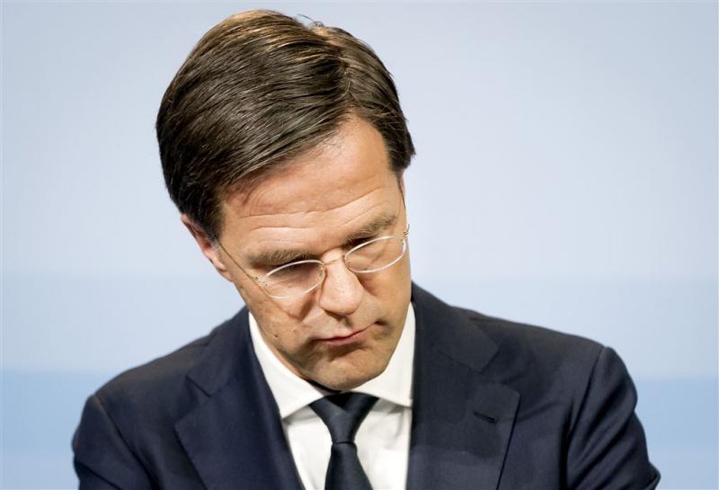 Rutte bezorgd dat PVV grootste wordt