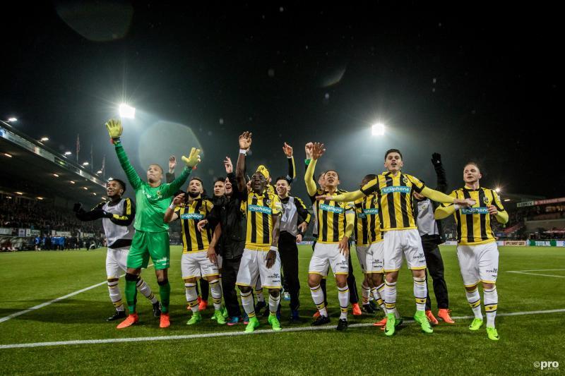 Vitesse houdt stand en is bekerfinalist (Pro Shots / Kay Int Veen)