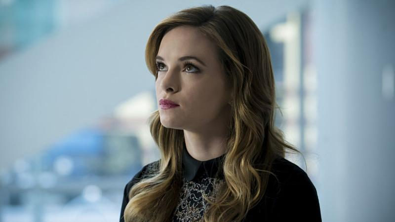 The Flash: Danielle Panabaker