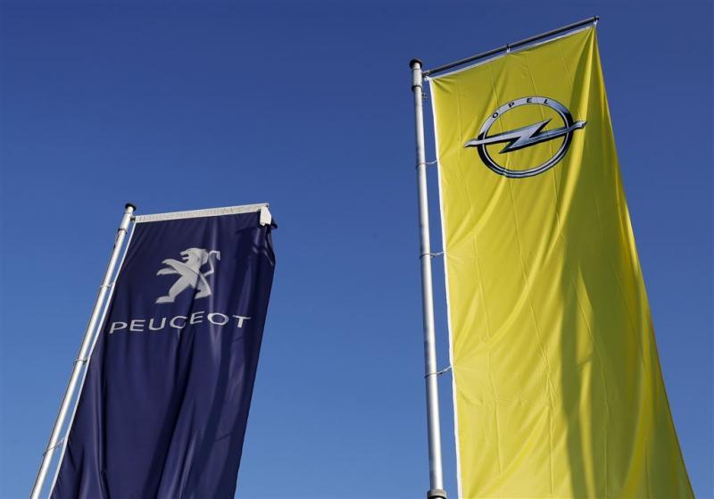 'PSA nadert akkoord over overname Opel'