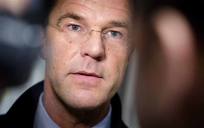 Rutte noemt anoniem solliciteren 'vreselijk'