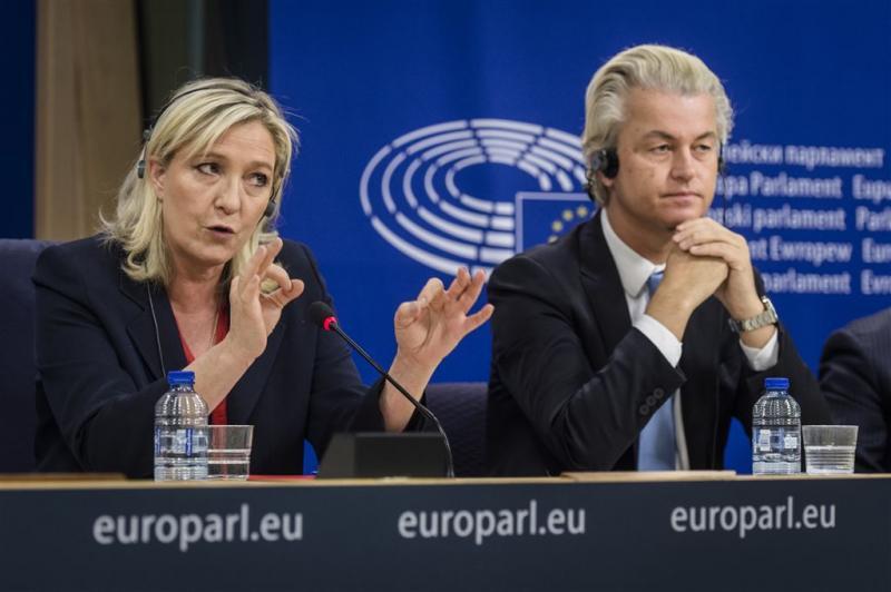 Wilders: stap tegen Le Pen grof schandaal