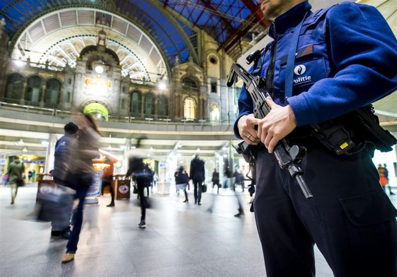 Extra politietoezicht Antwerpen na 'IS-video'